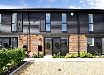 Thumbnail 3 bed terraced house for sale in Plaxdale Green Road, Stansted, Sevenoaks, Kent