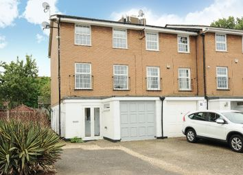 Thumbnail 4 bed semi-detached house for sale in Waters Drive, Staines