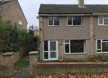 Thumbnail 3 bed semi-detached house to rent in Gleneagles Close, Daventry