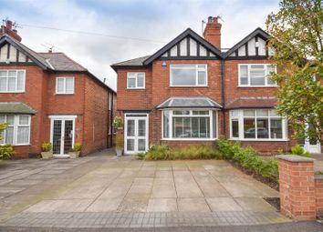 3 bed semi-detached house for sale in Gordon Road, West Bridgford, Nottingham NG2