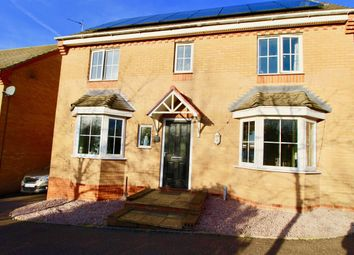 Thumbnail 4 bed detached house for sale in Buckthorn Road, Hampton Hargate, Peterborough