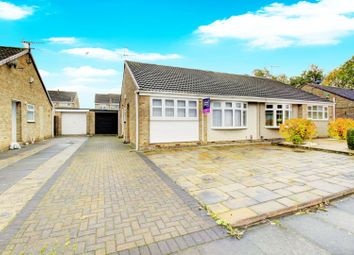 Thumbnail 2 bed bungalow for sale in Burnaby Close, Hartlepool