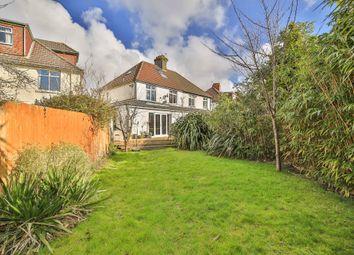 Thumbnail 4 bedroom semi-detached house for sale in Coleridge Avenue, Penarth