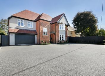 Thumbnail 5 bed detached house for sale in Kelvedon Road, Coggeshall, Colchester