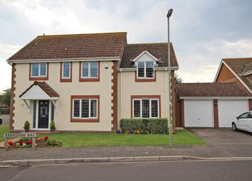 Thumbnail 4 bed detached house for sale in Bramshaw Way, New Milton