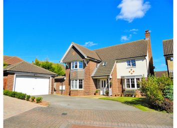 Thumbnail 4 bed detached house for sale in Fewston Close, Hartlepool