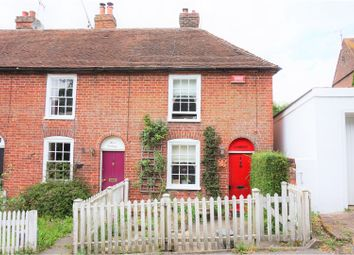 Thumbnail 2 bedroom end terrace house for sale in The Street, Barham