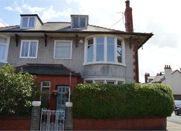 Thumbnail 4 bed semi-detached house for sale in Melling Road, Wallasey