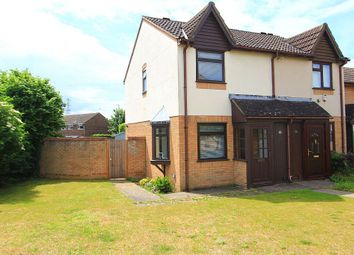 Thumbnail 2 bed end terrace house for sale in Marlowe Road, Larkfield, Aylesford, Kent