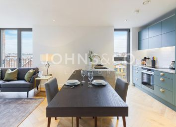 Thumbnail 1 bed flat for sale in Orwell Building, West Hampstead Square