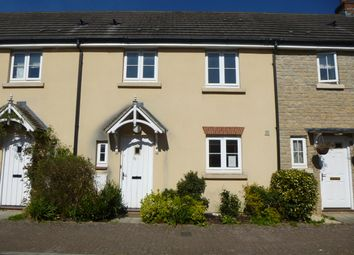 Thumbnail 3 bed terraced house for sale in Ellworthy Court, Frome