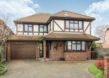 Thumbnail 5 bed detached house for sale in Holbek Road, Canvey Island