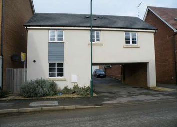 Thumbnail 2 bed flat to rent in Apollo Avenue, Cardea, Stanground, Peterborough