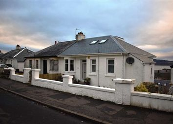 Thumbnail 4 bed semi-detached house for sale in 23, Manor Crescent, Gourock, Renfrewshire