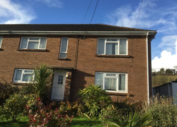 Thumbnail 2 bed flat to rent in Maes Y Meillion, Llandeilo Road, Gorslas, Llanelli