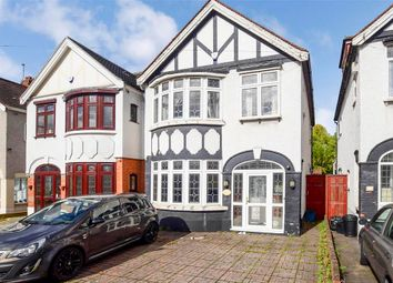 Thumbnail 3 bed semi-detached house for sale in Longwood Gardens, Ilford, Essex