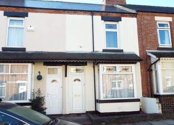 Thumbnail 2 bed terraced house for sale in Lansdowne Street, Darlington