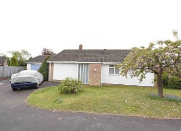 Thumbnail 3 bed detached bungalow for sale in Portiswood Close, Pamber Heath, Tadley