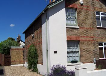 Thumbnail 2 bed semi-detached house for sale in Edward Road, Penge, London