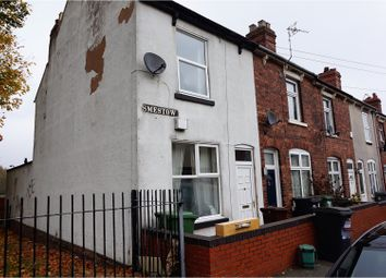 Thumbnail 2 bedroom end terrace house for sale in Smestow Street, Wolverhampton