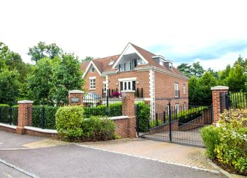 Thumbnail 2 bedroom flat for sale in Cross Road, Ascot, Berkshire