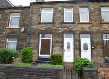 Thumbnail 3 bed terraced house for sale in Dudley Avenue, Marsh, Huddersfield