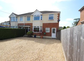 Thumbnail 4 bed property for sale in Langley Road, Chippenham