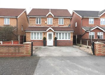 Thumbnail 3 bed detached house for sale in Bracknell Avenue, Kirkby, Liverpool