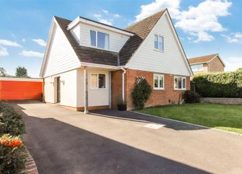 Thumbnail 4 bed detached house for sale in Merestones Close, The Park, Cheltenham