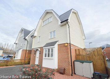 Thumbnail 4 bed detached house for sale in Hengist Drive, Aylesford