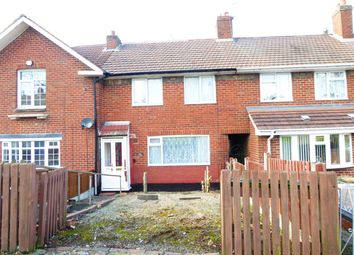 Thumbnail 2 bed terraced house for sale in Jervoise Road, Birmingham