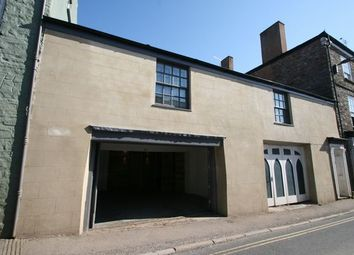 4 bed link-detached house for sale in Castle Street, Bampton, Tiverton EX16