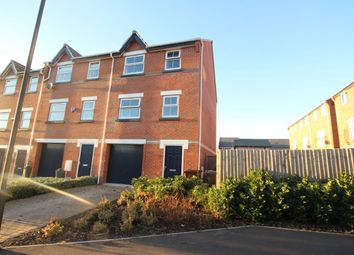 Thumbnail 4 bed terraced house for sale in Greenhalgh Crescent, Ilkeston