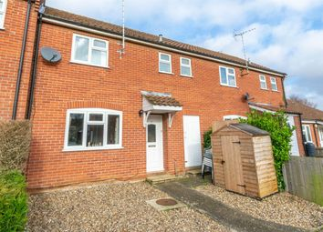 Thumbnail 3 bed terraced house for sale in Hall Close, Fakenham