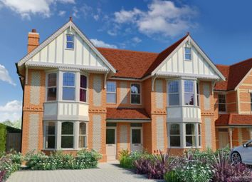 Thumbnail 4 bedroom semi-detached house for sale in Henley On Thames, South Oxfordshire Market Town