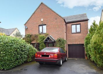 Thumbnail 4 bedroom detached house for sale in Snowshill Drive, Witney