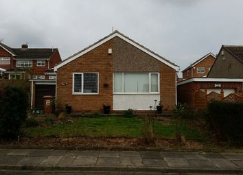 Thumbnail 2 bed detached bungalow to rent in Crowland Road, Hartlepool