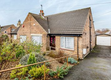 Thumbnail 2 bedroom semi-detached bungalow for sale in Mountjoy Road, Edgerton, Huddersfield