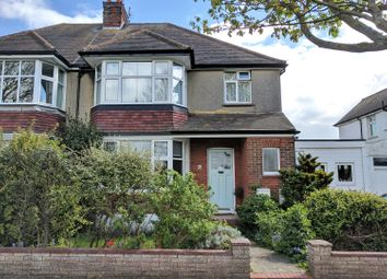 Thumbnail 3 bed flat for sale in 61 Wish Road, Hove