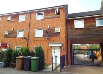 Thumbnail 4 bed end terrace house for sale in Delves Way, Hampton Centre, Peterborough, Cambridgeshire