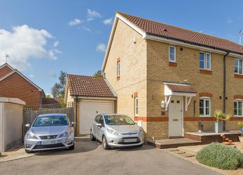 Thumbnail 3 bed semi-detached house to rent in Recreation Way, Kemsley, Sittingbourne