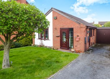 Thumbnail 2 bed detached bungalow for sale in Sheriffs Close, Lichfield