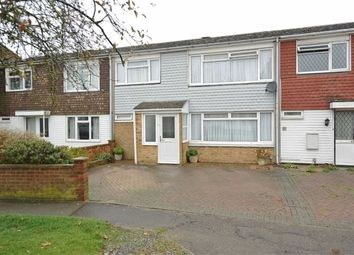 Thumbnail 3 bed terraced house for sale in Goldsmith Road, Wellingborough