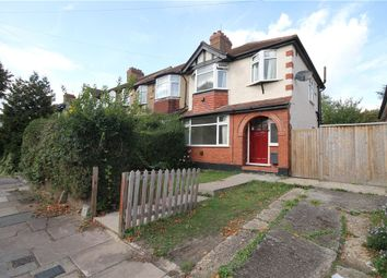 Thumbnail 3 bed property to rent in Empire Road, Greenford, Middlesex