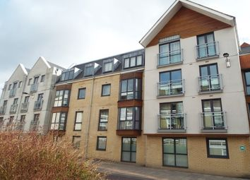 Thumbnail 2 bed flat to rent in Castle Way, Southampton
