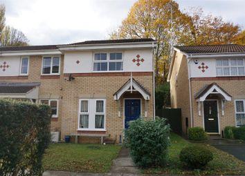 Thumbnail 3 bed terraced house to rent in De La Warre Court, St. Annes Park, Bristol