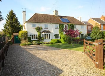 Thumbnail 3 bed semi-detached house for sale in Binfield Heath, Henley-On-Thames