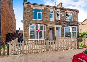 Thumbnail 3 bed semi-detached house for sale in Star Road, Peterborough
