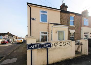 Thumbnail 3 bedroom terraced house for sale in Castle Street, Swanscombe