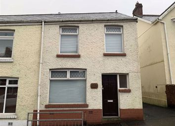 Thumbnail 2 bed end terrace house for sale in Cwmbath Road, Morriston, Swansea